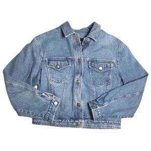 RARE Vintage Fendi Denim Jacket